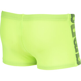 arena Logo Shorts Drenge, soft green